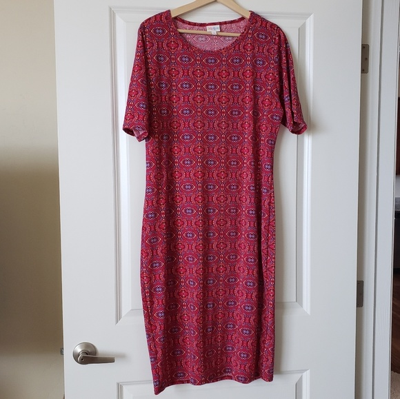 LuLaRoe Dresses & Skirts - Lularoe Julia dess